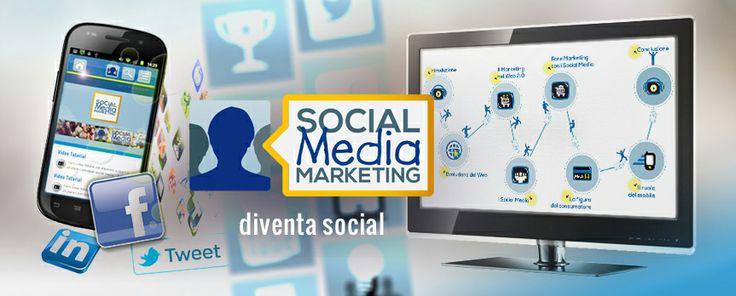 Diventa social. Corsi sui social media