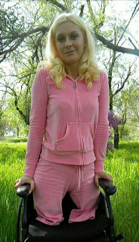 Oksana | DAK Amputee in 2019 | Women, Amputee lady, Ruffle ...