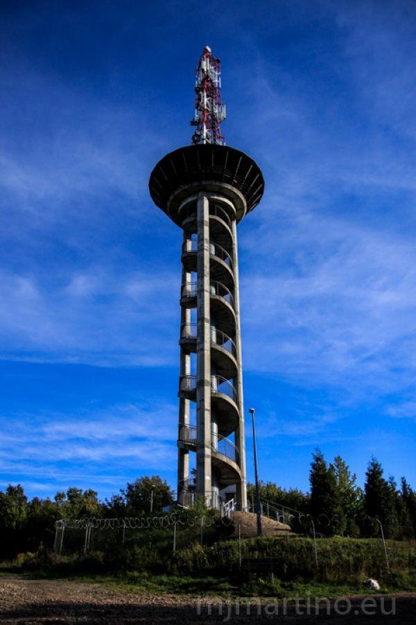 Wieża widokowa - Gdynia Kolibki