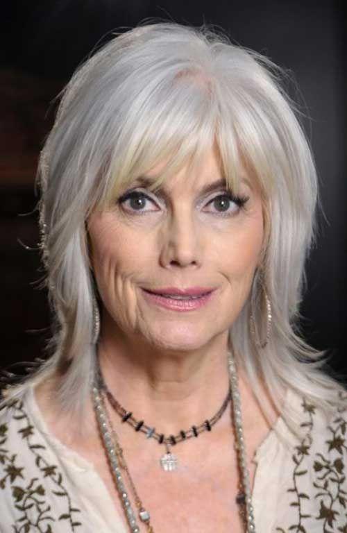Estilos de pelo corto para mujeres mayores de 50