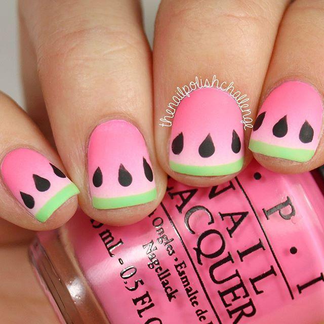 Instagram media thenailpolishchallenge #nail #nails #nailart
