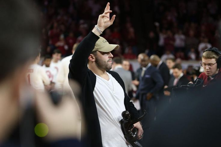 OU football: Baker Mayfield returns to Norman for Sooners ...