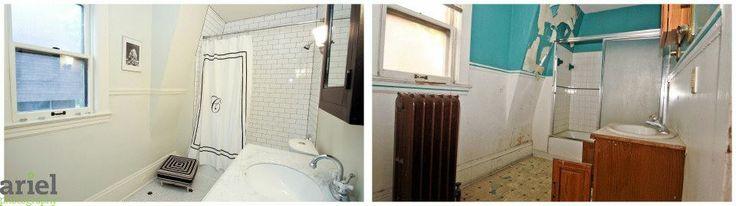 28 best dollar house season 3 images on pinterest nicole for Bathroom rehab