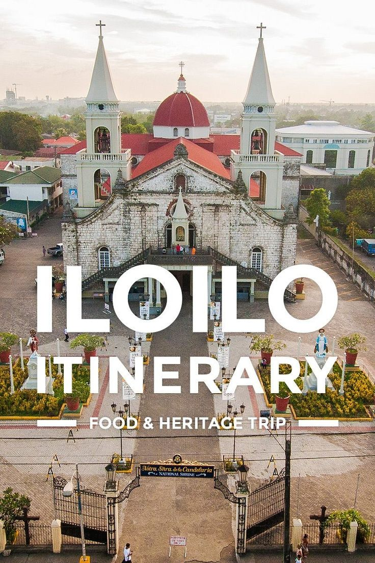 Iloilo Itinerary – 1 Day City+Heritage Budget Trip https://www.detourista.com/guide/iloilo-1-day-itinerary/ Plan a budget trip & itinerary in Iloilo, Philippines. This 1-day DIY guide takes you to the best city & heritage sights in Iloilo City and south Iloilo province.