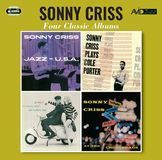 Four Classic Albums: Jazz USA/Plays Cole Porter/Go Man!/At the Crossroads [CD]