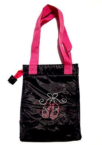 Best Black & Pink Ballet Ballerina Dance TravelNut Insulated Thermal Lunch Box & Cooler Tote Bags or Baby Food Bags for the Beach Picnics Tailgating Golfing for Men Women Teens -Best Back to School Supplies for Kids Teens. Guaranteed to please. (Style 18), http://www.amazon.com/dp/B00LMK7W8A/ref=cm_sw_r_pi_awdm_KLu0tb1PEEWFK
