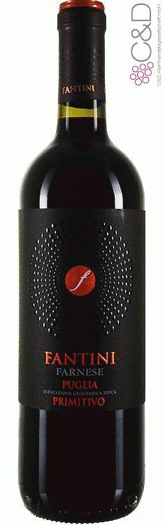 Folgen Sie diesem Link für mehr Details über den Wein: http://www.c-und-d.de/Abruzzen/Primitivo-di-Puglia-2015-Fantini-Farnese_74429.html?utm_source=74429&utm_medium=Link&utm_campaign=Pinterest&actid=453&refid=43   #wine #redwine #wein #rotwein #abruzzen #italien #74429