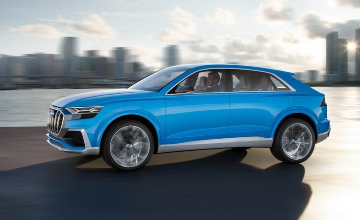 What Do You Think About a Future 2018 Audi Q8 Concept? Is It The real E Tron Vehicle Is it Possible? #Audi #cars #car #quattro