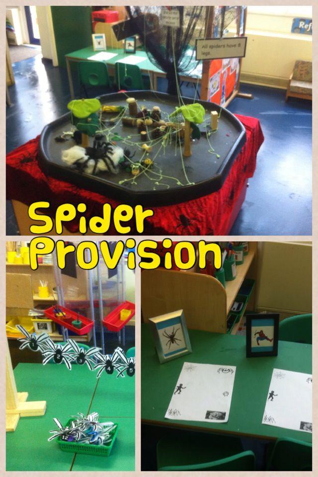 Spider Provision