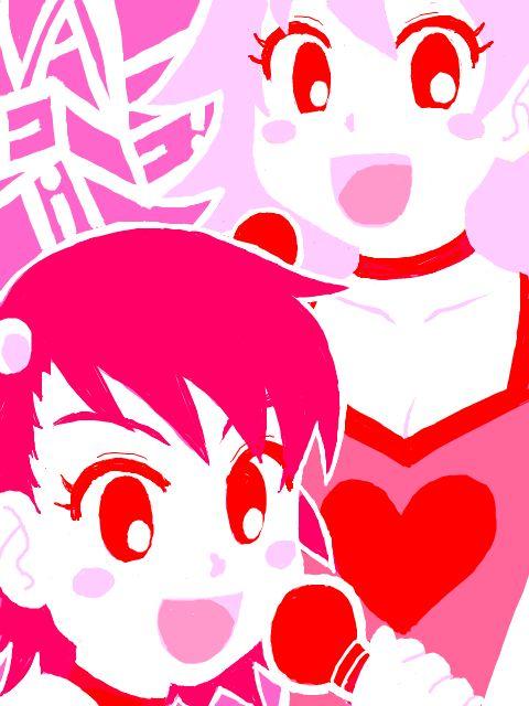 The Idolmaster - Valentine by kouotsu.deviantart.com on @DeviantArt
