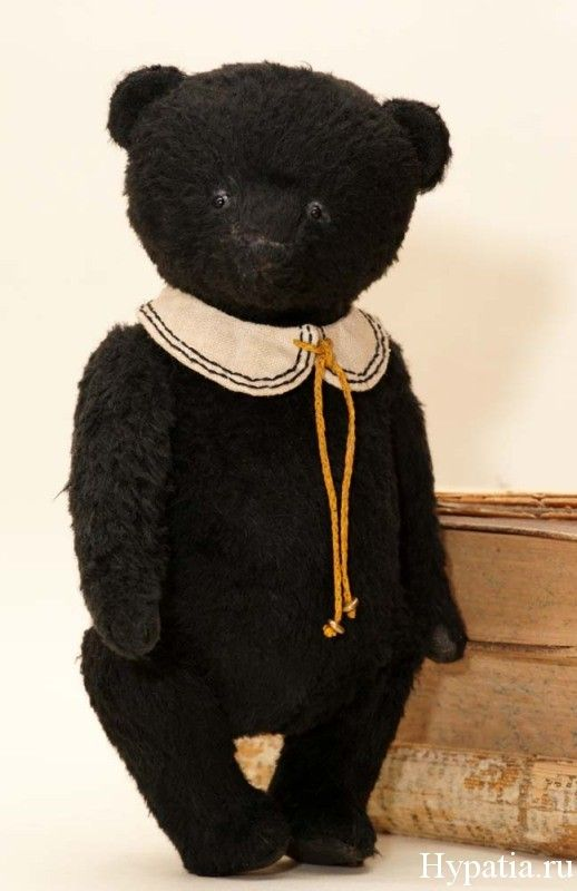 Teddy bear by Hypatia