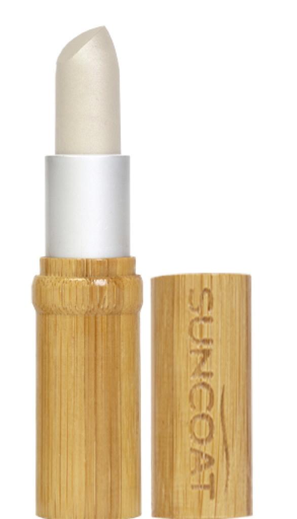 Suncoat Moisturizing Lipstick - Sheer Gloss. Available @ Goodroots.com (Toronto) #fragrancefree #unscented #scentfree #lanolinfree