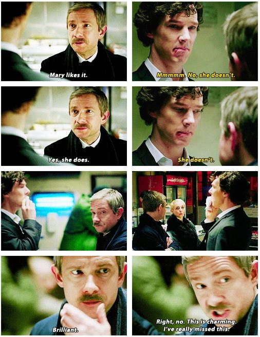 "#SherlockSpoilers -- ""The Empty Hearse"" (gif set)"