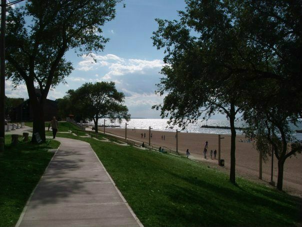 Lakeview Park, Lorain, Ohio. Beautiful place.