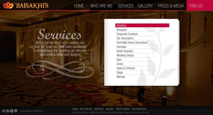 #Ajax & #jQuery based website