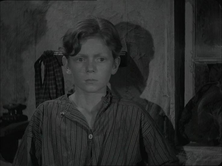 som Dittes lillebror Christian, i Ditte menneskebarn fra 1946.
