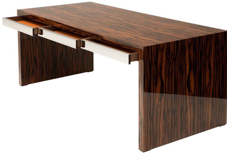 Bespoke Global - Product Detail - Macassar Ebony Desk