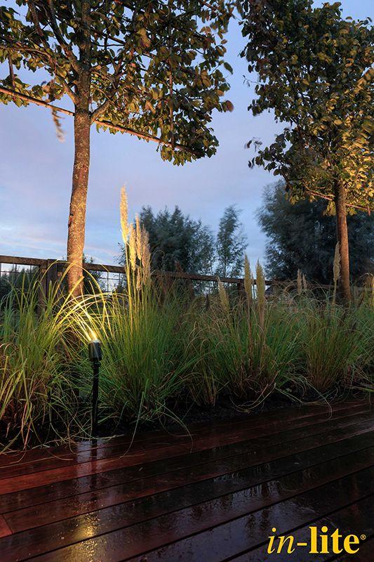 Luxe Familietuin   Eigen Huis & Tuin   Tuinverlichting   12V   Accessoire RISER   Tuininspiratie   Garden   Outdoor Lighting   in-lite
