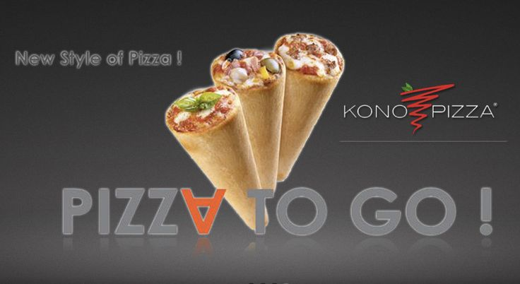 Kono Pizza — I hope this place opens in Denver-Metro soon!