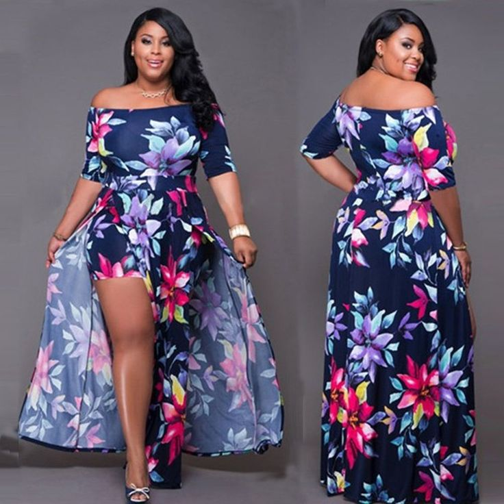 Women'S Plus Size Sexy Short Dresses 84