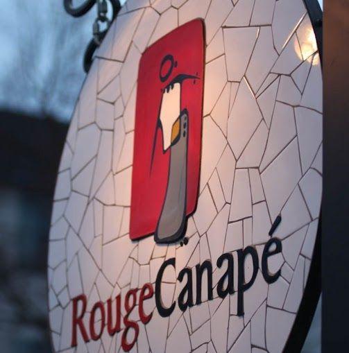 Rouge Canapé : 384 Notre-Dame, Joliette, QC  -  3656 Queen, Rawdon, QC