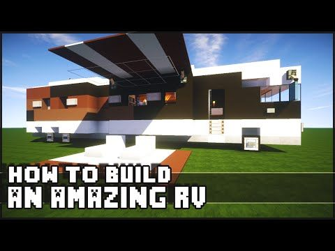 ► Minecraft : How to Make - Epic RV! - YouTube