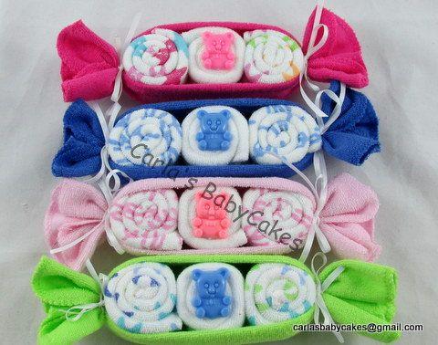 Washcloth PeaPod, Baby PeaPod, Baby washcloth gift, Peas in a pod baby gift, New Baby Gift, Baby Shower Decor, Baby shower ideas