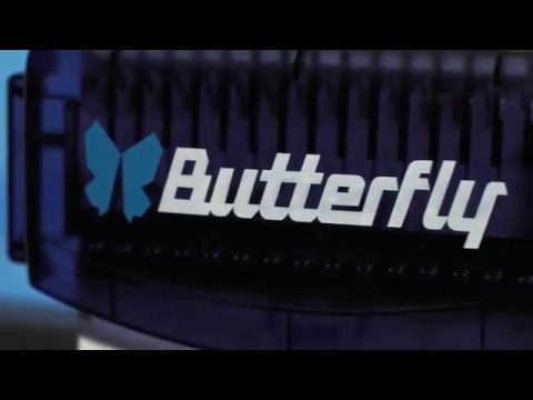Single Head CEO Package - Butterfly Commercial Embroidery Machines