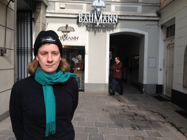 """""""Um das Comic aus der Dreck-Ecke rauszurücken"""" - Heute wird das """"nextcomic""""-Festival in Linz eröffnet. Die Leipziger Künstlerin Anna Haifisch (30) zeigt ihre Arbeiten. Mehr dazu hier: http://www.nachrichten.at/nachrichten/kultur/Um-das-Comic-aus-der-Dreck-Ecke-rauszuruecken;art16,2512335 (Bild: jule)"""