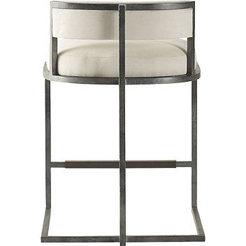 Wayne Counter Stool By Darryl Carter Mr4548 Baker Furniture