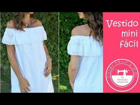 Vestido de verano con forro, muy fácil!! - YouTube