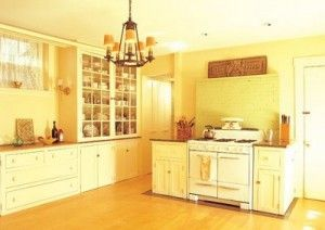 Painting Your Kitchen Yellow   interior design, interior painting, Kitchen Paint Colors