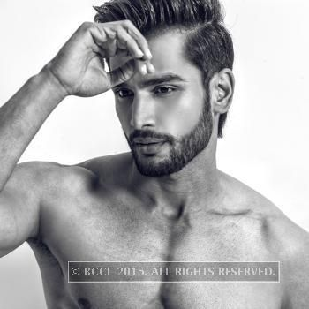 Meet your new Mr. India 2015, Rohit Khandelwal