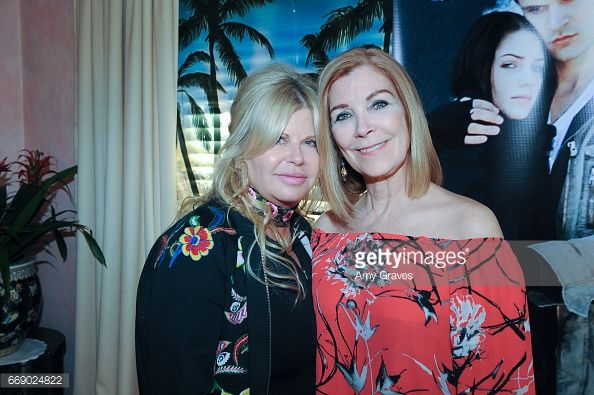 Julie Fogerty and Michelle Beaulieu attend the 'Jack And Cocaine' Feature Film Event Presented By Kash Hovey And Michelle Beaulieu on April 15, 2017 in Los Angeles, California. (Photo by Amy Graves/WireImage) ***Julie Fogerty; Michelle Beaulieu
