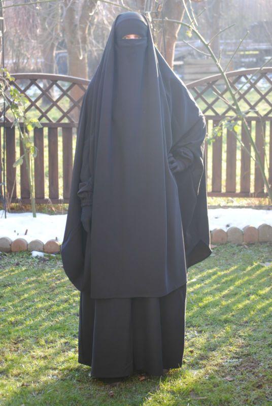 KhimarSet Jilbab Abaya Burqa Niqab Khimar mit Rock                                                                                                                                                      Mehr