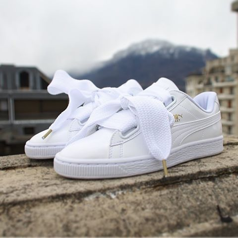 Puma Basket Heart Patent 363073-02  Size: 36-40  Price: 90€  Now in shop @ozsneakerlab and online at impactshoes.com  #puma #pumabasket #pumalife #pumalove #pumabasket #sneakers #sneakersaddict #sneakernews #sneakerporn #sneakersnews #sneakerporn #kicksonfire #kickstagram #kicksoftheday #hypebeast #lovesneakers #love