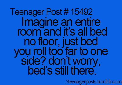 Teenager Post #15492 That would make an awesome room for sleepovers!