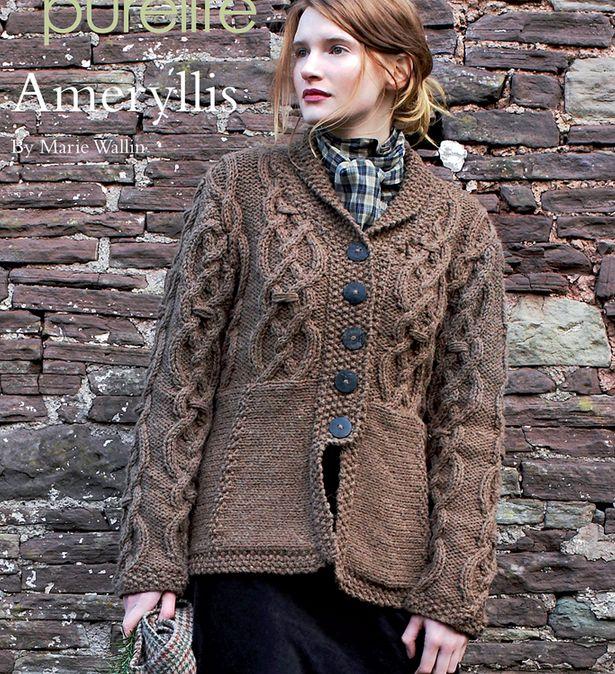 16 Best Knitting Jacket Cardigans Images On Pinterest Knitting