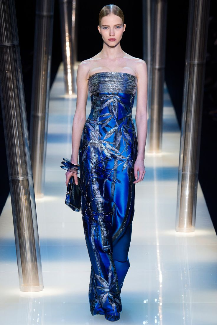 Armani Privé - Spring 2015 Couture - Look 67 of 69
