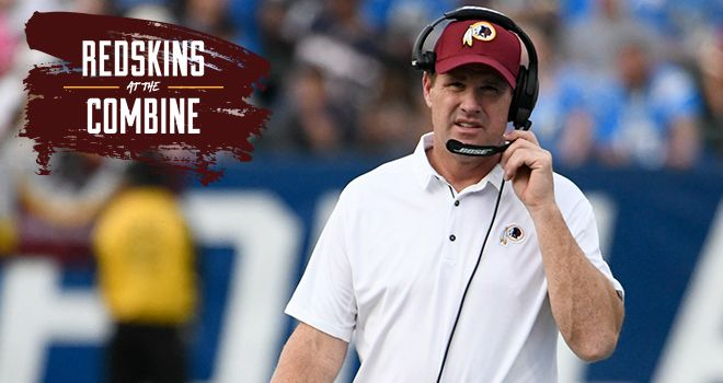 Five Takeaways: Jay Gruden At The NFL Combine