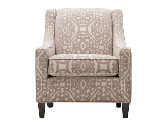 Chenille accent chair accent chairs raymour and flanigan furniture
