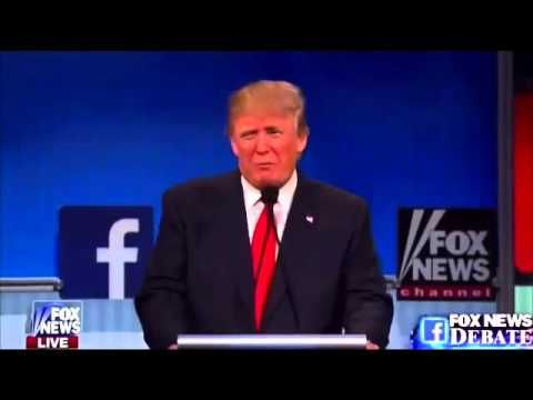 "This is highlights of the very first Republican Presidential Debate where the now notorious Megyn Kelly and Donald Trump rivalry began!  If you like what I'm posting (original or otherwise) please consider subscribing to my channel!  ""  """"Subscribe Now to get DAILY WORLD HOT NEWS   Subscribe  us at: YouTube https://www.youtube.com/channel/UCycT3JzZbPLIIR-laJ1_wdQ  GooglePlus = http://ift.tt/1YbWSx2    Facebook =  http://ift.tt/1UQVq5U  http://ift.tt/1YbWS0d   Website: http://ift.tt/1UQVnqC""""…"