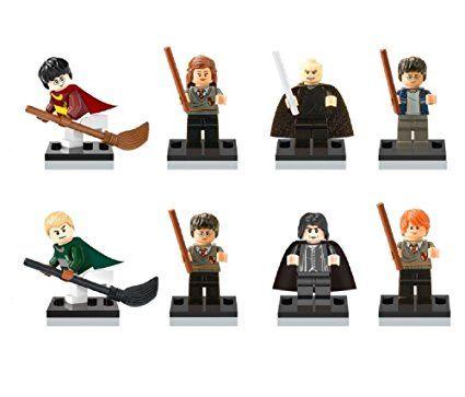 8 PCS Harry Potter Minifigures