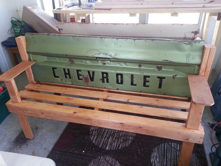 17 Best Images About Truck Tailgate Bench On Pinterest