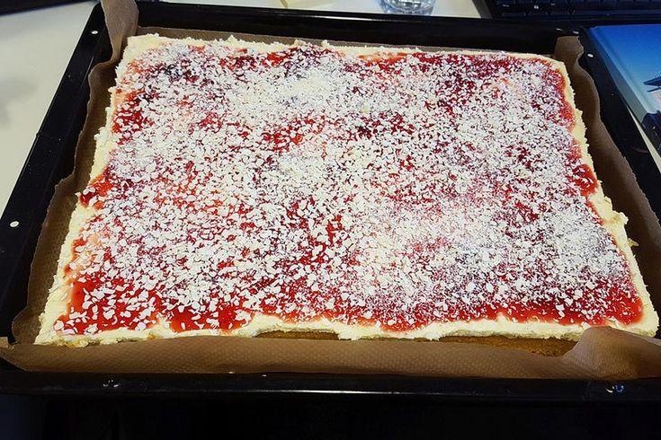 Spaghettieis-Kuchen