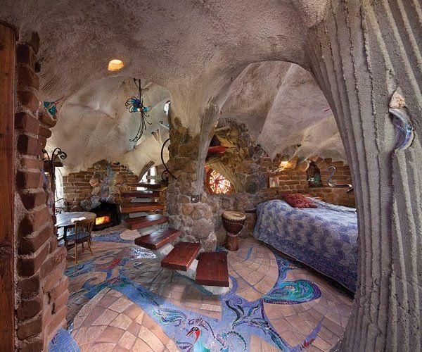 54 best themed interiors images on pinterest bedrooms for Hobbit themed bedroom