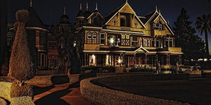 One of the world's most famous haunted houses now open for booze and overnight ghost hunts #travel #roadtrips #roadtrippers