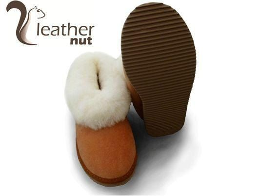 These extraordinary slippers were designed to ensure the best comfort both indoors and outdoors.