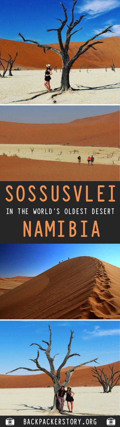 Complete guide to Sossusvlei, Namibia