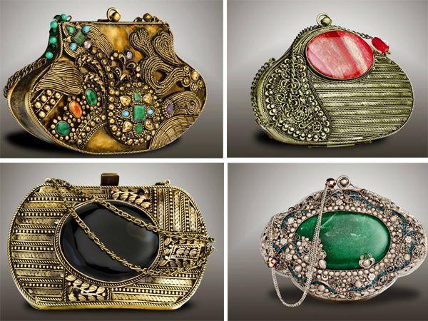 Indian Handbags by Meera Mahadevia #Handbag #Meera_Mahadevia